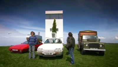 Top Gear All Episodes Where They Build Cars