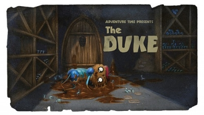 Adventure Time with Finn and Jake - 01x19 The Duke