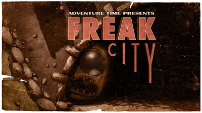 Adventure Time with Finn and Jake - 01x20 Freaky City