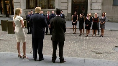 The Apprentice - 07x01 Back to Work