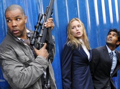 Covert Affairs - 01x05 In the Light