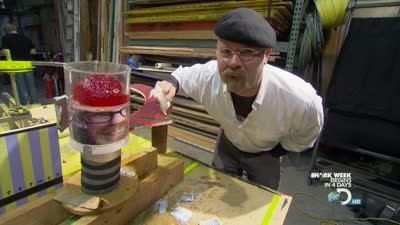 MythBusters - 08x17 Buster's Cut: Bottle Bash