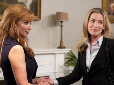 Covert Affairs - 01x06 Houses of the Holy
