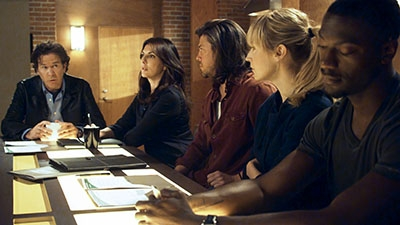 Leverage - 03x13 The Morning After Job