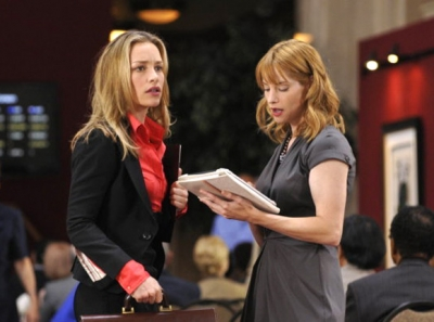 Covert Affairs - 01x08 What Is and What Should Never Be