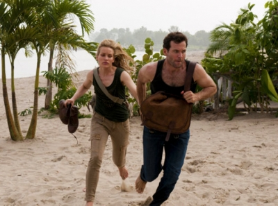 Covert Affairs - 01x11 When the Levee Breaks