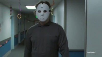 Childrens Hospital - 02x03 I Am Not Afraid of Any Ghost
