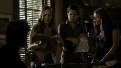 The Vampire Diaries - 02x03 Bad Moon Rising
