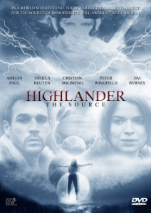 Highlander - TV Movie: Highlander: The Source ~ (5th and Final in the Movie Saga) Screenshot