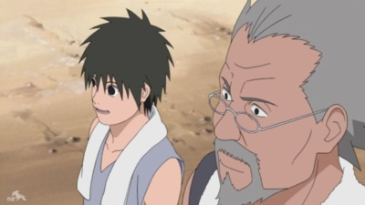 Naruto: Shippuden - 09x05 Inari's Courage Put to the Test