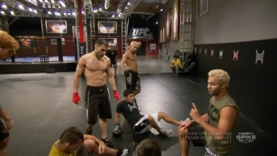 The Ultimate Fighter - 12x04 Love to Hate
