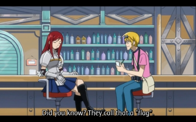Fairy Tail - 02x01 The Day of Fated Meeting