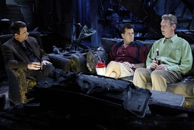 Two and a Half Men - 08x04 Hookers, Hookers, Hookers