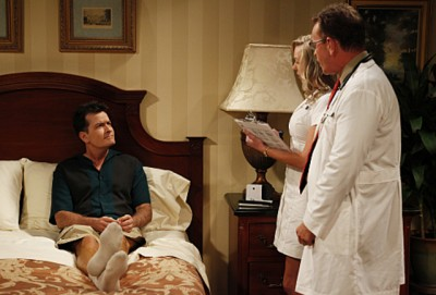 Two and a Half Men - 08x05 The Immortal Mr. Billy Joel