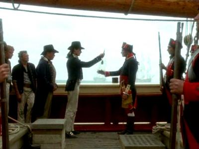 Hornblower: The Duchess and the Devil - TV Movie: Hornblower: The Duchess and the Devil Screenshot