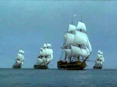 Hornblower: The Frogs and the Lobsters - TV Movie: Hornblower: The Frogs and the Lobsters Screenshot