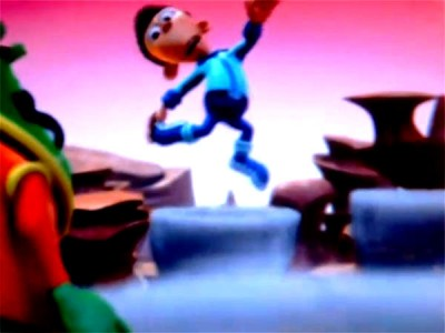 Planet Sheen - 01x03 What's Up Chock / Joust Friends