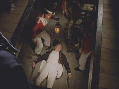 Hornblower: Mutiny - TV Movie: Hornblower: Mutiny Screenshot