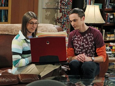 The Big Bang Theory - 04x05 The Desperation Emanation