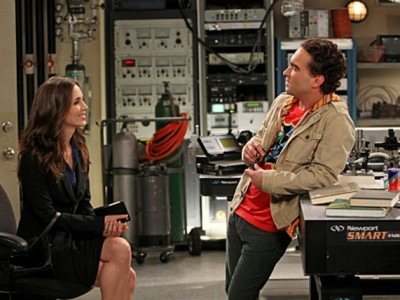 The Big Bang Theory - 04x07 The Apology Insufficiency