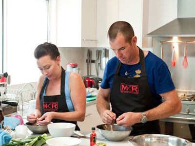 My Kitchen Rules (AU) - 01x10 Matt and Melissa
