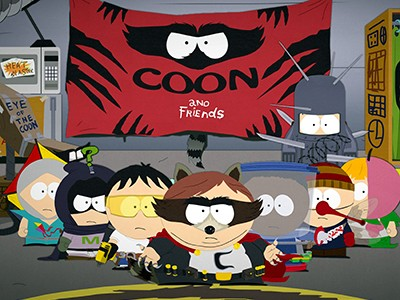 South Park - 14x11 Coon 2: Hindsight (1)
