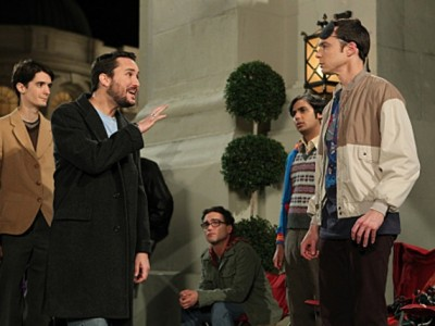 The Big Bang Theory - 04x08 The 21-second Excitation