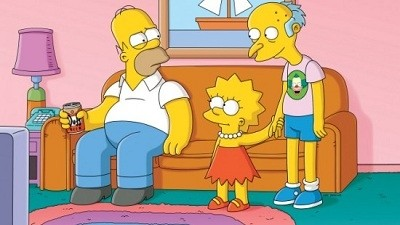 The Simpsons - 22x06 The Fool Monty