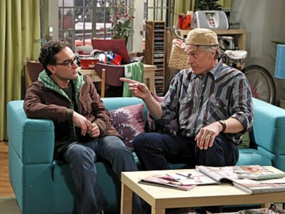 The Big Bang Theory - 04x09 The Boyfriend Complexity