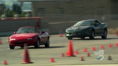 MythBusters -  Buster's Cut: Spy Car Escape