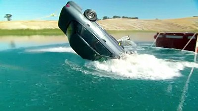 MythBusters - 09x08 Inverted Underwater Car