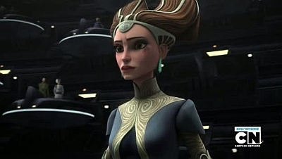 Star Wars: The Clone Wars - 03x11 Pursuit of Peace