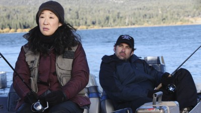 Grey's Anatomy - 07x10 Adrift and at Peace