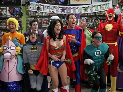 The Big Bang Theory - 04x11 The Justice League Recombination