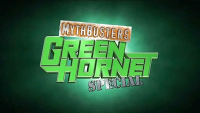 MythBusters - 09x11 Green Hornet Special