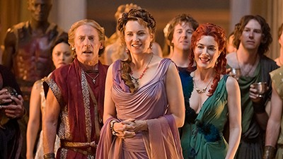 Spartacus: Gods of the Arena - 01x04 Beneath the Mask