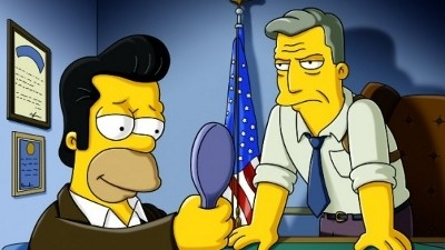 The Simpsons - 22x09 Donnie Fatso