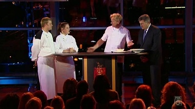Hell's Kitchen - 08x15 Winner Announced