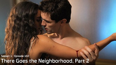 Being Human - 01x02 There Goes the Neighborhood (Part 2)