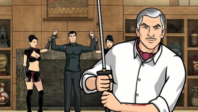 Archer - 02x06 Tragical History