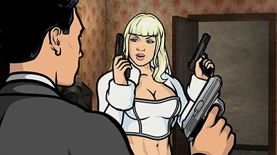 Archer - 02x13 Double Trouble