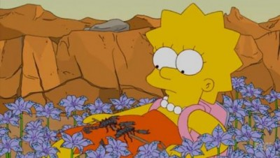 The Simpsons - 22x15 The Scorpion's Tale