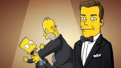 The Simpsons - 22x14 Angry Dad: The Movie