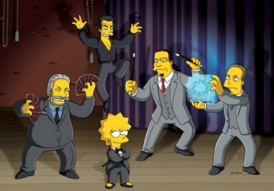 The Simpsons - 22x18 The Great Simpsina