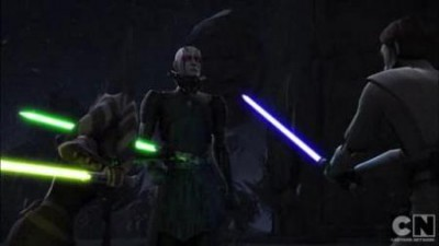 Star Wars: The Clone Wars - 03x15 Overlords