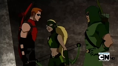 Young Justice - 01x06 Infiltrator