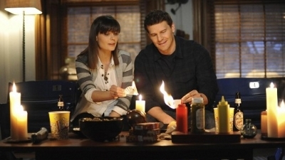 Bones - 06x16 The Blackout in the Blizzard