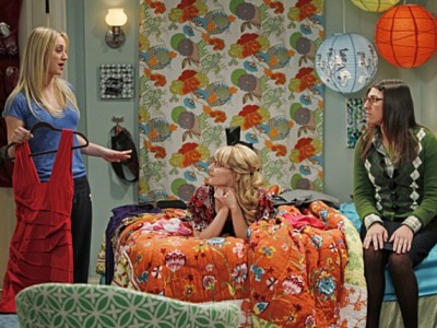 The Big Bang Theory - 04x17 The Toast Derivation