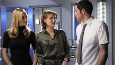 Chuck - 04x17 Chuck Versus the First Bank of Evil