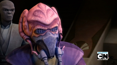 Star Wars: The Clone Wars - 03x19 Counter Attack